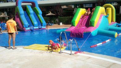 Photo of #Aspe: Deportes clausura los cursos de natación de la Piscina Municipal