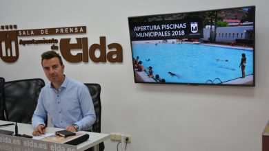 Photo of #Elda: Este sábado se abren piscinas municipales de San Crispín
