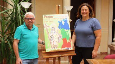Photo of #Novelda: Las Fiestas ya tienen cartel anunciador y programa de actos 2018