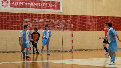 """Photo of #Aspe acoge el primer torneo """"Fútbol Sala +"""" para personas con discapacidad"""