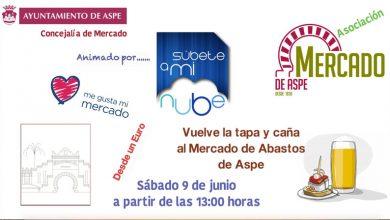 Photo of #Aspe: Cómete el Mercado a tapas