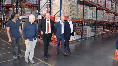 Photo of #Novelda: Hiperber inaugura una plataforma logística de 12.000 metros cuadrados en Novelda