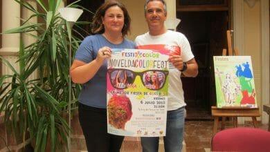 Photo of #Novelda: Festicolor, Fiesta de Colores para todos los públicos