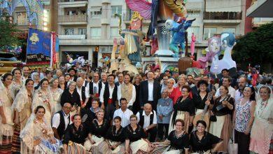 Photo of #Pinoso: La cultura y tradiciones pinoseras en las Hogueras de Alicante