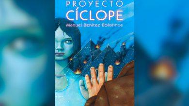 """Photo of #Aspe: El aspense Manuel Benítez Bolorinos publica la novela """"Proyecto Cíclope"""""""