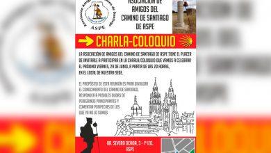 Photo of #Aspe: Charla de los amigos del Camino Santiago para compartir experiencias