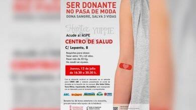 Photo of #Aspe: Nueva donación de sangre en el Centro de Salud