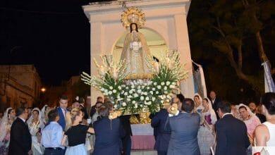 Photo of #Aspe: El Cortejo de Labradores portará las andas de La Serranica en la romería de la Traída