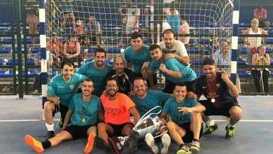 """Photo of #Monforte: Radio Aspe, campeón de las 24 horas de Fútbol Sala """"Villa de Monforte"""""""