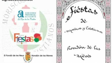 Photo of #Hondón celebra las fiestas de Moriscos y Cristianos