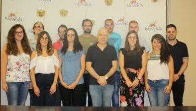 Photo of #Novelda: El Ayuntamiento incorpora a su plantilla a once jóvenes desempleados