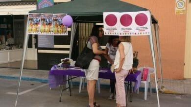 Photo of #Novelda: Punto Violeta contra la violencia hacia las mujeres en las Fiestas Patronales