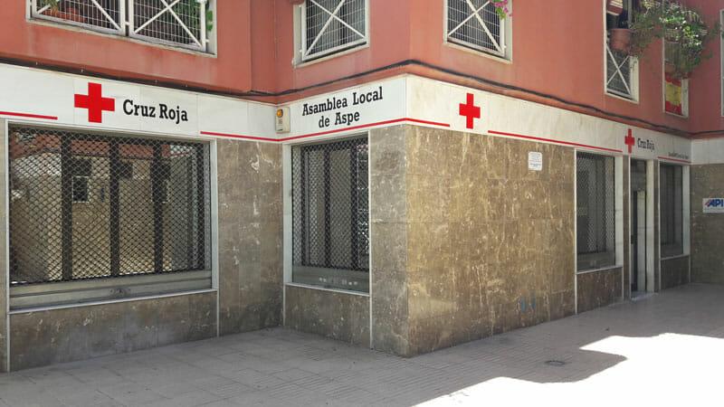 Sede Cruz Roja