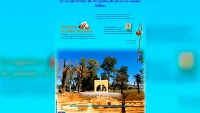 """Photo of #Salinas: IX Acción poética de """"Peregrinos de poesía en camino"""""""