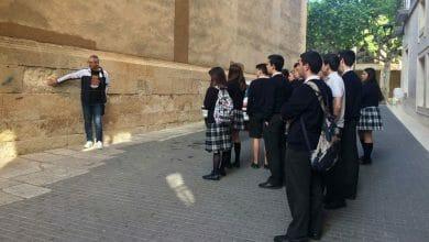 Photo of #Aspe: Los escolares conocen el patrimonio histórico y arqueológico de Aspe con Felipe Mejías