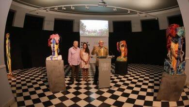 Photo of #Diputación: El artista Willy Ramos protagoniza la nueva exposición del Palacio Provincial