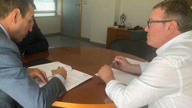 Photo of #Comarca: El Consorcio de Bomberos firma un convenio para impulsar la inserción laboral de colectivos desfavorecidos