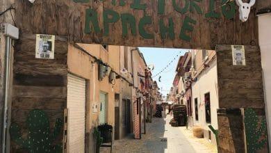Photo of #Aspe: La Calle la Cruz vuelve a ganar el concurso de engalanamiento de calles