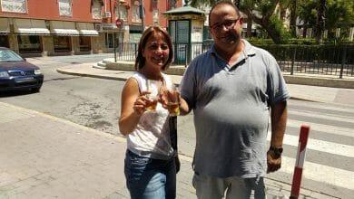 """Photo of #Aspe: Antonio Berenguer """"El domingo llega el agua del trasvase Júcar-Vinalopó"""""""