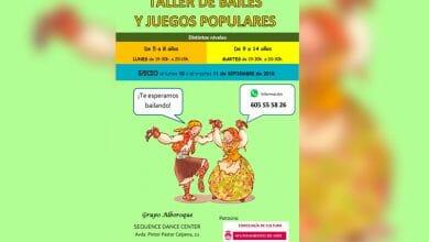 Photo of #Aspe: Comienzan los talleres de baile y danzas populares del Grupo Alboroque