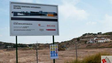 Photo of #Aspe: Nuevo Centro de Salud: Día 1 de las obras