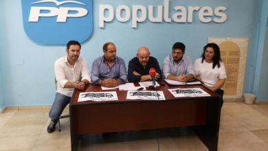 Photo of #Comarca: El PP en contra del 'basurazo' en el Medio Vinalopó