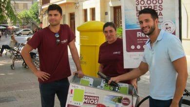 "Photo of #Novelda se suma  a la campaña ""Recicla tus aparatos"""