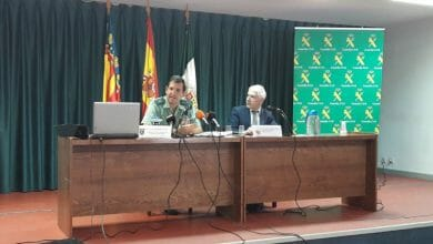 Photo of #Comarca: 150 agentes de la Guardia Civil vigilarán la uva del Medio Vinalopó