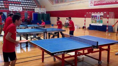 Photo of #Aspe organiza una jornada de tenis de mesa paralímpico