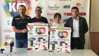 Photo of #Aspe  celebra  el I Evento Solidario Kilómetros de Recuerdos