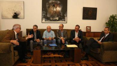 Photo of #Diputación respaldará los actos del 775 aniversario del Tratado de Almzira