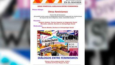 Photo of #Aspe: Diálogo entre feminismos en los Encuentros en el Wagner