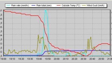 Photo of #Aspe: Lluvias entre 10 y 14 litros este fin de semana