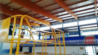 Photo of #Monforte: Instalan luminarias de bajo consumo en el Pabellón Municipal