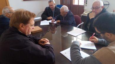 Photo of #Monóvar: Firman convenios con la Escuela de Música, el Museo de Artes y Oficios, y la Junta Mayor de Cofradías