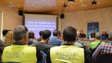 Photo of #Pinoso: La Policía Local recibe formación para la detección de drogas