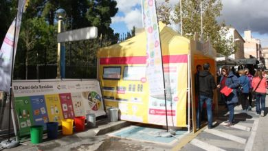 Photo of #Novelda Recicla con los Cinco Sentidos en el Mercado de Abastos