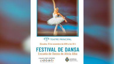 Photo of #Aspe: La Escuela de Danza de Alicia Alba ofrece un espectáculo a beneficio de Asprodis