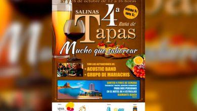Photo of #Salinas celebra la cuarta Ruta de Tapas