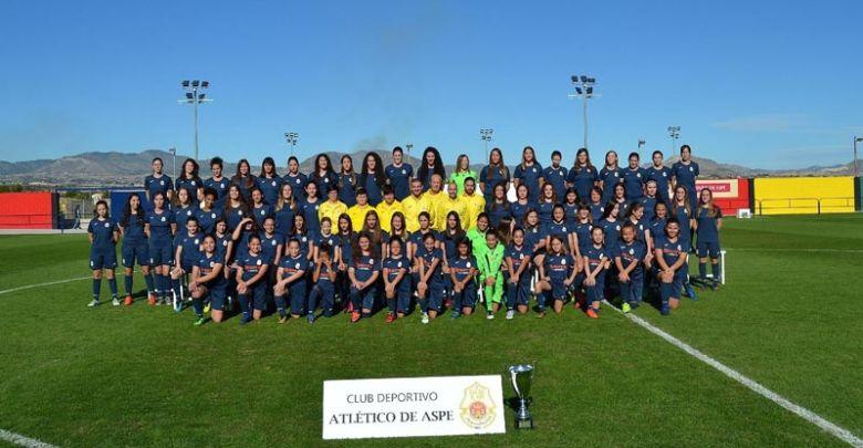 """Photo of #Aspe: El equipo Senior """"A"""" del Atlético de Aspe logra el ascenso a Nacional"""