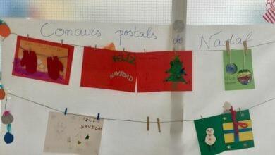 Photo of #Comarca: Concurso de dibujo navideño en el Departamento de Salud de Elda