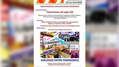 """Photo of #Aspe: Los Encuentros en el Wagner abordan los """"Feminismos en el siglo XXI"""""""