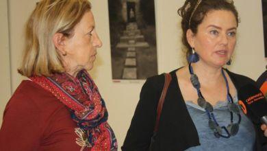 Photo of #Novelda: El Mercado acoge la exposición Vivir sin miedo de la aspense Rosa Pastor
