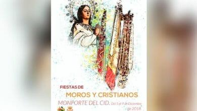 Photo of #Monforte: Programa de Fiestas de Moros y Cristianos de Monforte del Cid 2018
