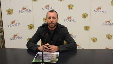"""Photo of #Novelda: Francisco Sepulcre: """"La Feria de la Uva busca promocionar uno de los emblemas de la localidad"""""""
