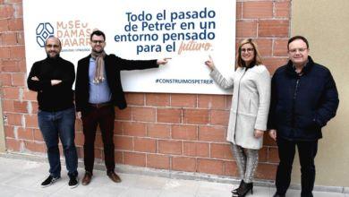 """Photo of #Petrer: Irene Navarro: """"El nuevo Dámaso Navarro es un museo moderno y adaptado"""""""