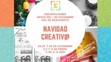 Photo of Navidad Creativ@ en Eduka+1