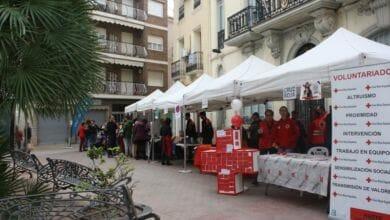 Photo of #Novelda: Éxito de participación y público en la Feria del Voluntariado