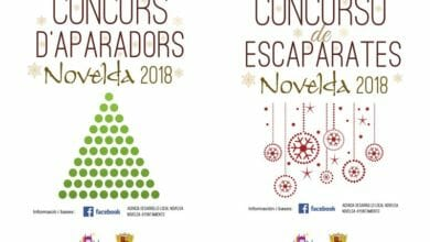 Photo of #Novelda: Desarrollo organiza el  Concurso de Escaparatismo Navideño
