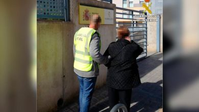 Photo of #Comarca: Detienen a una pareja por sustraer más de 23.000 euros a la anciana que cuidaban